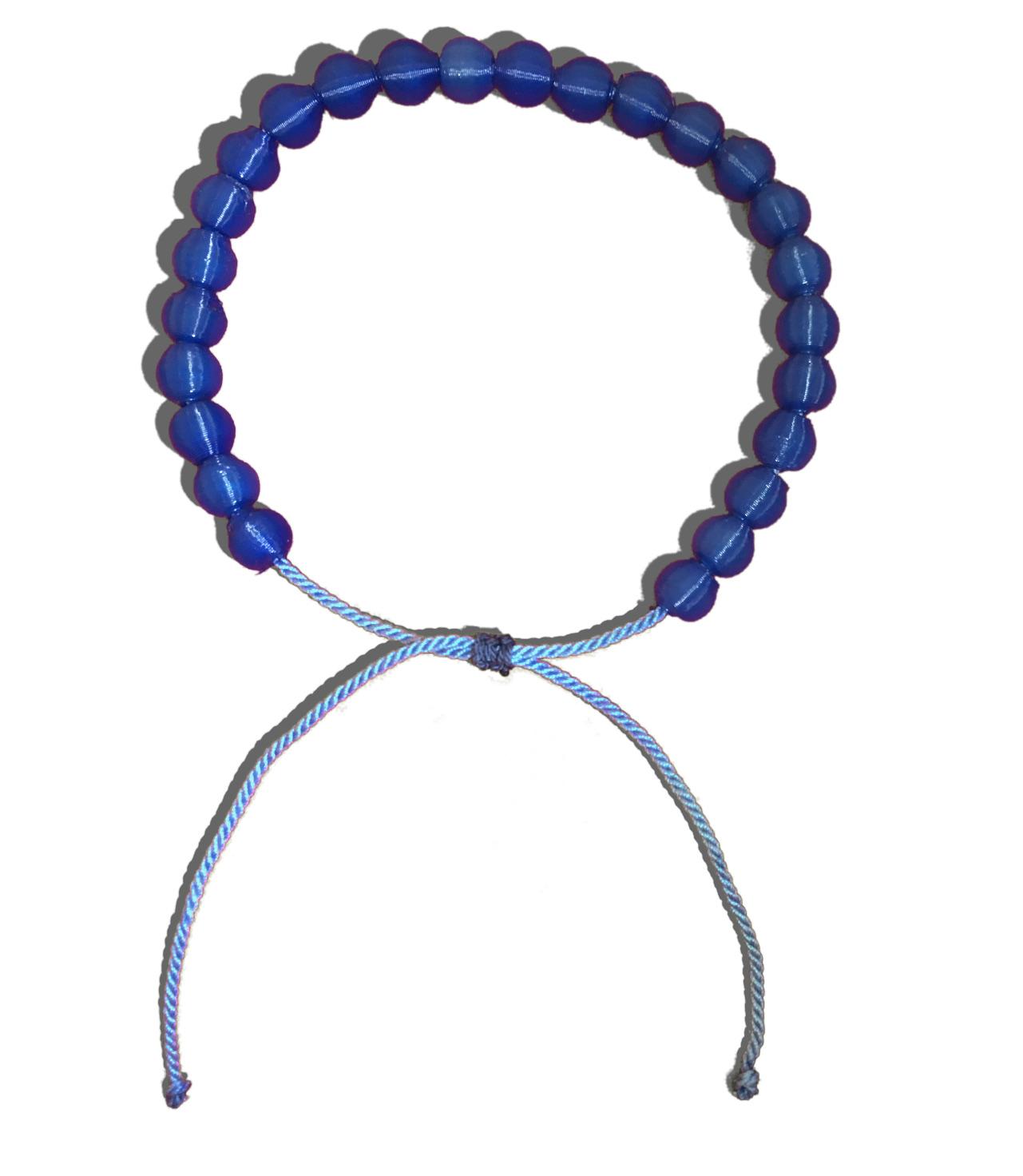 Sana Mare Armband Atlantik Blau/Blau