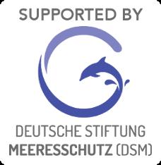 Supported by Deutsche Stiftung Meeresschutz