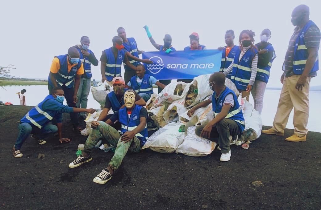 Clean-up Mombasa Oktober 2020