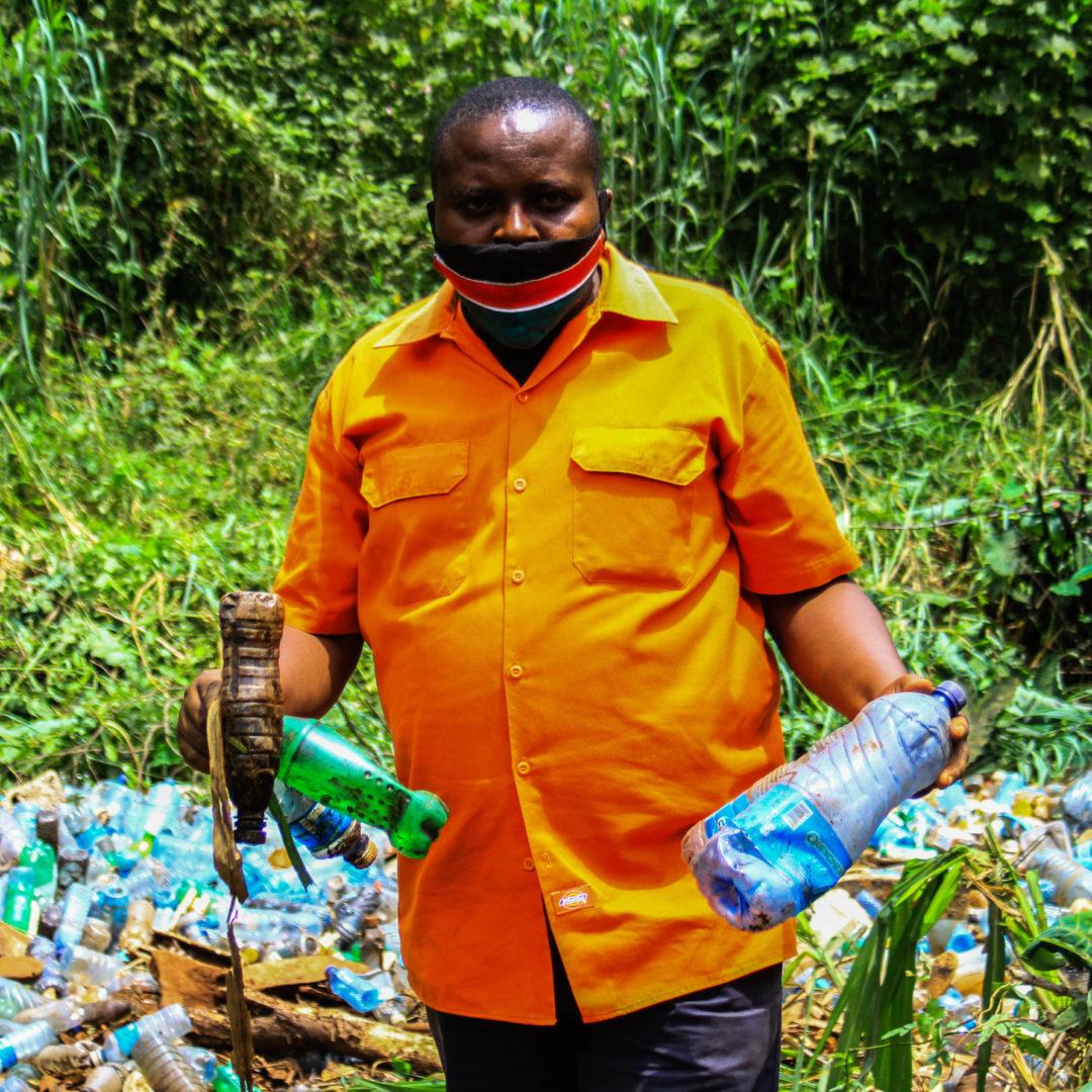 Isumael - Cleanup Coordinator