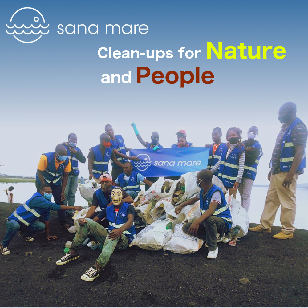 Sana Mare social clean-ups