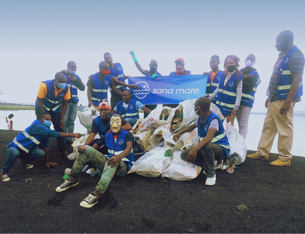 Sana Mare Clean-ups for nature and people