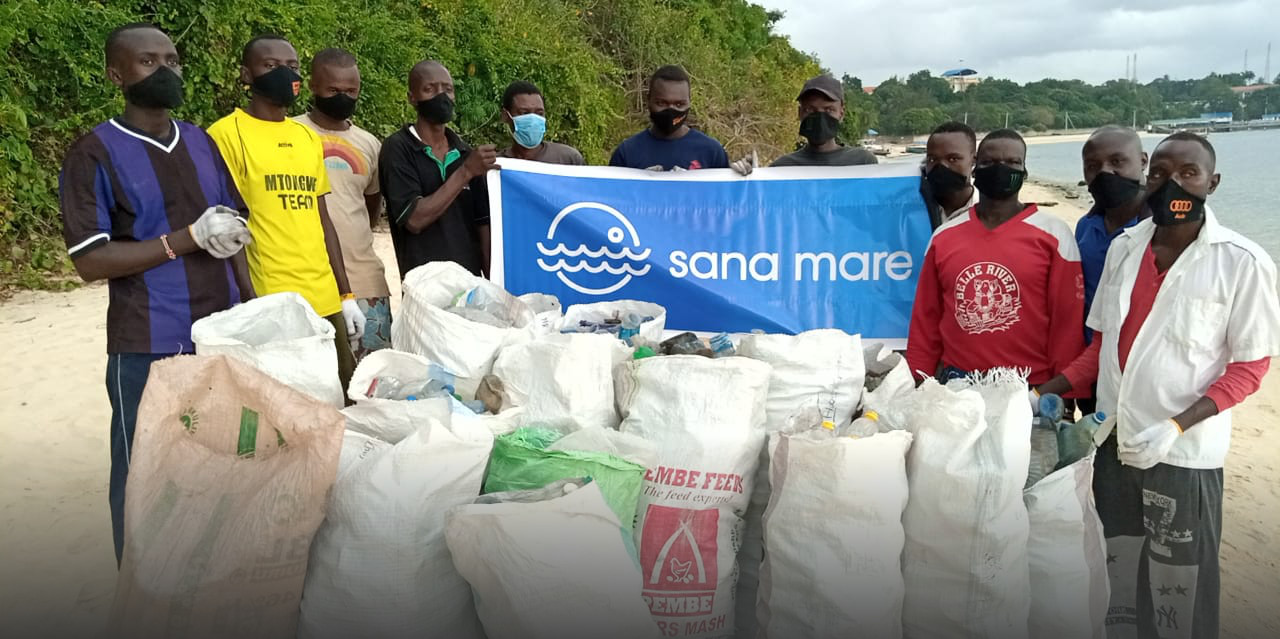Sana Mare socialclean-ups in Africa