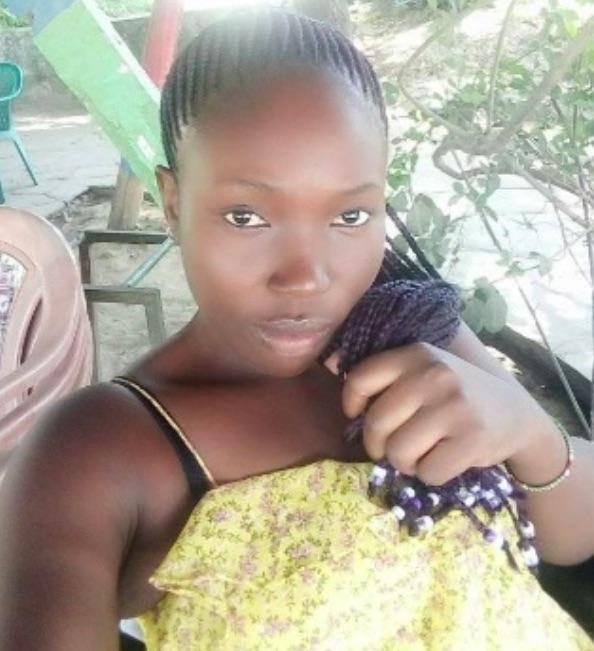 Claris Awuor from Sana Mare team Mombasa